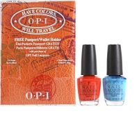 O.P.I HAVE COLORS WILL TRAVEL SET x 1