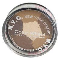 NYC COLOR WHEEL MOSAIC EYE POWDER ASSORTED x 8
