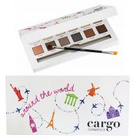 CARGO AROUND THE WORLD EYE SHADOW PALETTE x 10