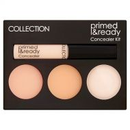 COLLECTION PRIMED & READY CONCEALER KIT x 6