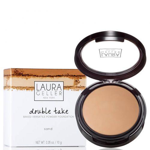 laura Geller double take baked versatile powder foundation X 5