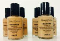 ELIZABETH ARDEN FLAWLESS FINISH FOUNDATION - FULL SIZE TESTER x 6