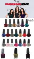 OPI NICOLE BY OPI & NAIL LACQUER MIX x 25