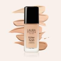 LAURA GELLER FILTER FIRST LUMINOUS FOUNDATION MAHOGANY x 1