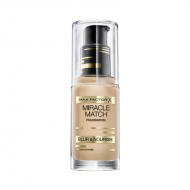 MAX FACTOR X MIRACLE MATCH FOUNDATION x 1 - NUDE