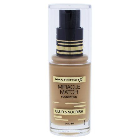 MAX FACTOR X MIRACLE MATCH FOUNDATION x 1 - SAND
