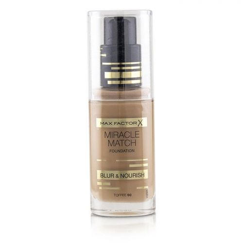 MAX FACTOR X MIRACLE MATCH FOUNDATION x 1 - TOFFEE