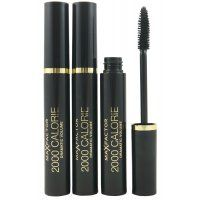 Max factor calorie 2000 mascara - Black x 6