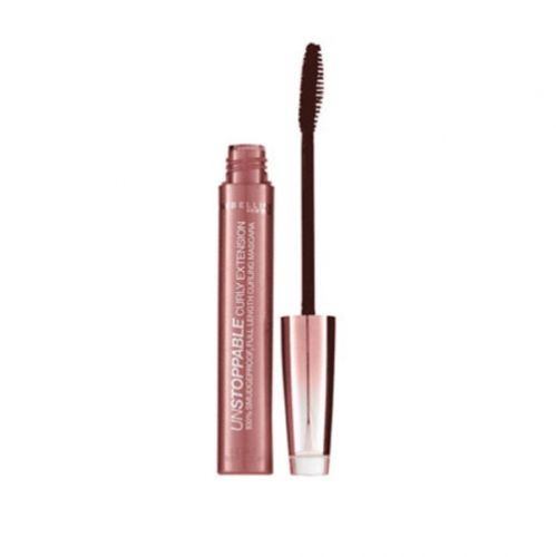 MAYBELLINE UNSTOPPABLE CURLY EXTENSION MASCARA BLACK x 3