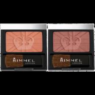 RIMMEL LASTING FINISH SOFT COLOUR BLUSH - 2 SHADES x 6