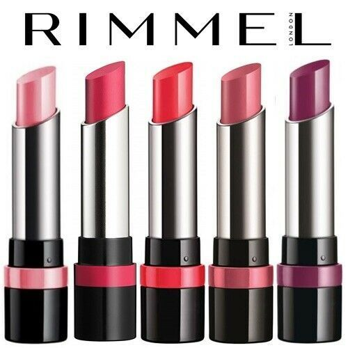 RIMMEL THE ONLY ONE LIPSTICK - ASSORTED x 14