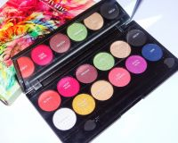 Sleek Makeup Limited Edition I-divine Eyeshadow Palette 'rio Rio' x 12