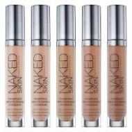 Urban Decay Naked Skin Weightless Complete Coverage Concealer x 2 - FAIR WARM