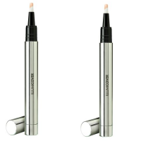 FUSION BEAUTY ILLUMICOVER LINE SMOOTHING CONCEALER - UNBOXED - LIGHT x 2