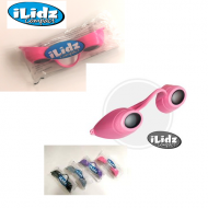 ILIDZ COMPACT TANNING GOGGLES - ASSORTED COLOURS x 12