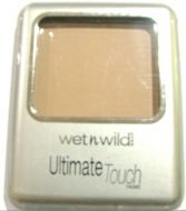 WET N WILD ULTIMATE TOUCH PRESSED POWDER - 06 NATURAL  x 3