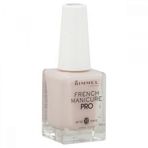 RIMMEL FRENCH MANICURE PRO - 130 FRENCH LINGERIE x 2