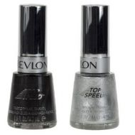REVLON TOP SPEED NAIL ENAMEL x 2