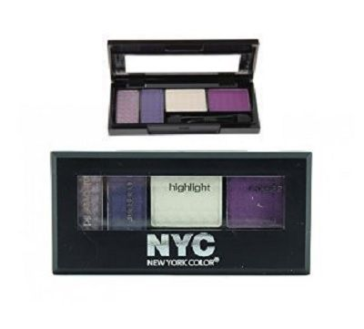 NYC METRO QUARTET EYE SHADOW - 796B QUEENS BOULEVARD x 3
