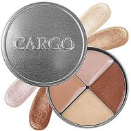 CARGO LIP GLOSS QUAD - CASABLANCA x 3