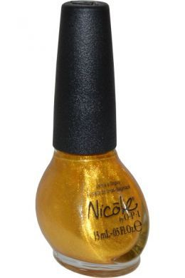 OPI NICOLE KARDASHIAN COLOR - DANDY LION x 2