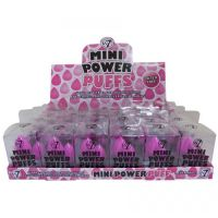 W7 MINI POWER PUFFS x 24