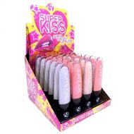 W7 SUPER KISS LIP GLOSS x 24
