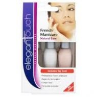 ELEGANT TOUCH FRENCH MANICURE KIT x 1