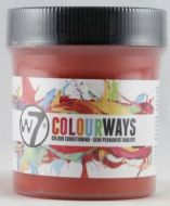 W7 COLOURWAYS SEMI PERMANENT HAIR DYE - BURNT ORANGE X 1