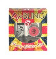 W7 LIP BLING - VINO TINTO x 6