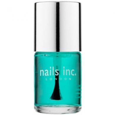 NAILS INC HYDE PARK NOURISHING TREATMENT BASE COAT x 3