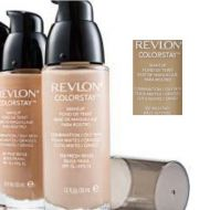 REVLON COLORSTAY 24 HRS MAKEUP FOUNDATION WITH PUMP COMBINATION OILY SKIN - 350 RICH TAN x 1