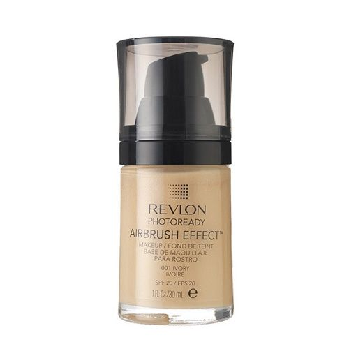 REVLON PHOTOREADY AIRBRUSH EFFECT FOUNDATION - 001 IVORY x 2