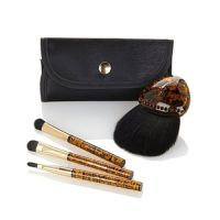 YBF STUNNING FAUX TORTOISE SHELL BRUSH COLLECTION x 1