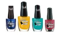 ASTOR QUICK N GO NAIL POLISH x 18