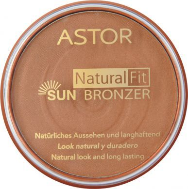 ASTOR NATURAL FIT SUN BRONZING POWDER - 03 x 3