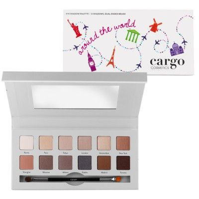 CARGO AROUND THE WORLD EYE SHADOW PALETTE x 1