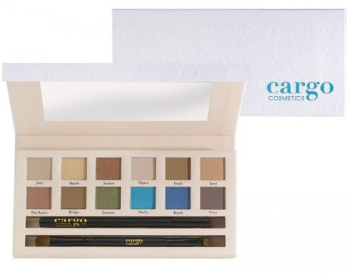 CARGO LAND DOWN UNDER EYE SHADOW PALETTE x 1