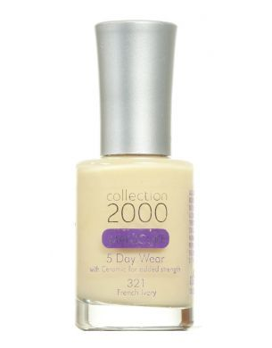 COLLECTION 2000 MANICURE - FRENCH IVORY X 6