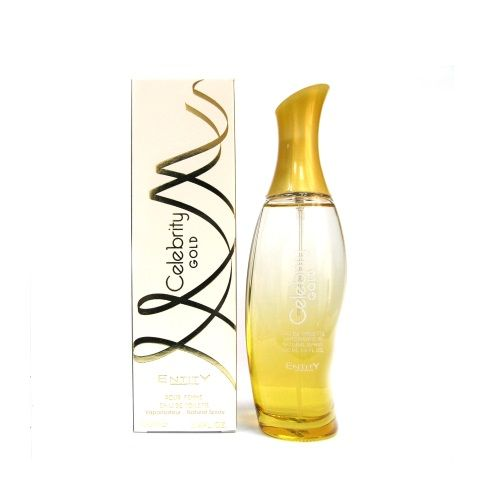 ENTITY CELEBRITY GOLD FOR HER 100ml EDT x 1