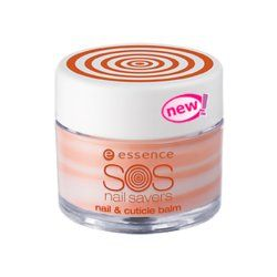 ESSENCE SOS NAIL SAVERS NAIL & CUTICLE BALM x 6