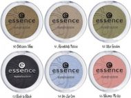 ESSENCE SINGLE  EYESHADOW MIX x 16