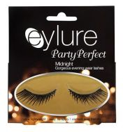 EYLURE PARTY PERFECT MIDNIGHT FALSE EYE LASHES x 4