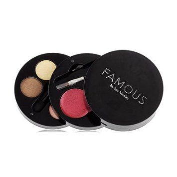 FAMOUS ON THE GO BRONZING KIT - SHADE 1 x 1