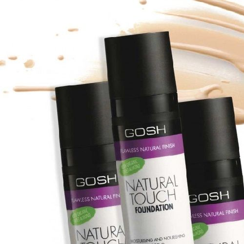 GOSH NATURAL TOUCH FOUNDATION TESTERS - 48 ALMOND x 3