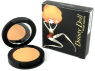 DAINTY DOLL HOT POUR CONCEALER COMPACT - 004 DARK x 3