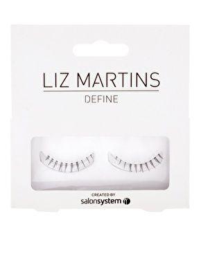 LIZ MARTINS DEFINE LOWER FALSE LASHES BY SALONSYSTEM x 3