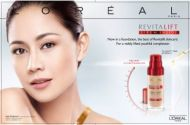 L'OREAL REVITALIFT SERUM INSIDE LIQUID FOUNDATION - 120 x 3