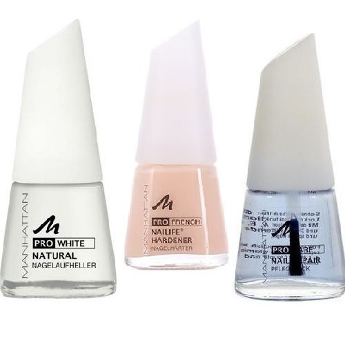MANHATTAN PRO CARE NAIL REPAIR SET x 3