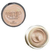 MAX FACTOR WHIPPED CREME FOUNDATION - 30 PORCELAIN x 3